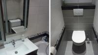 Rekonstrukce koupelny a WC, Kolín