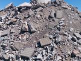 Betonový odpad - návoz, recyklační dvůr Třebíč, Čikom