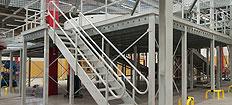 Platforms, mezzanines