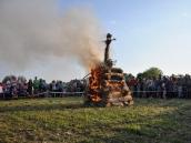 Den IZS a pálení čarodějnic 30.4.2014