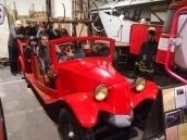 Kroužek mladých hasičů navštívil Hasičské muzeum v Kočí u Chrudimi