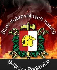 Logo SDH Svítkov-Popkovice