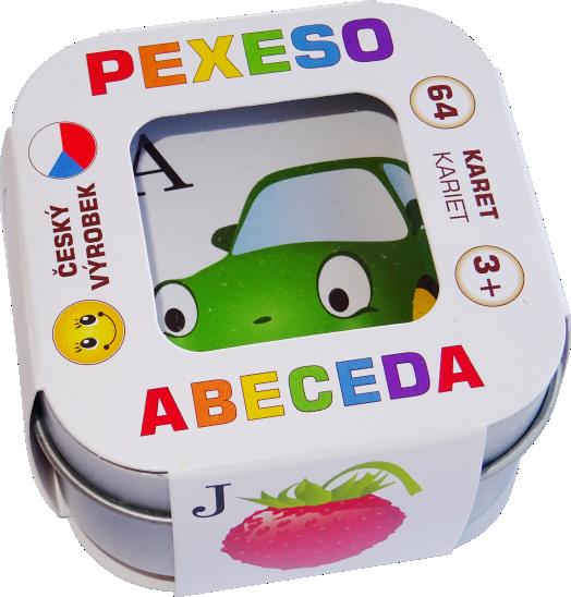 Pexeso - Abeceda