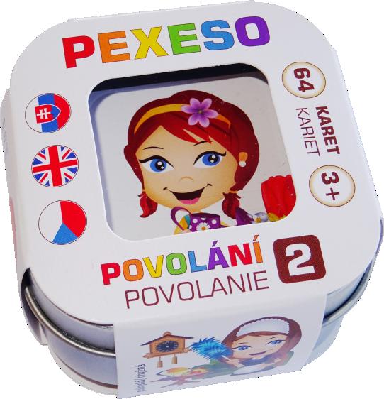 Pexeso - Povolání 2