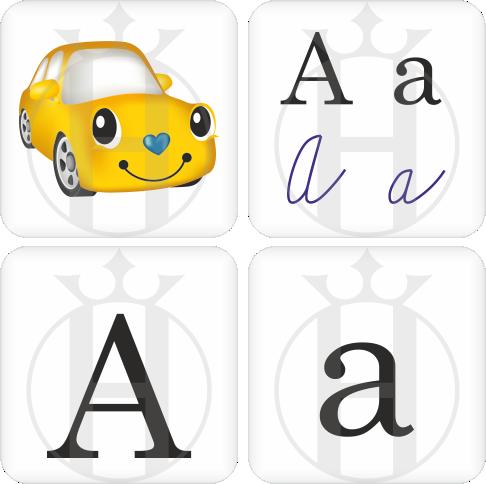 sada abeceda