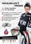 Hokejbalový víkend v Paláci Pardubice 18-19.3.2017