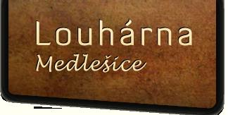 Louhárna - Logo