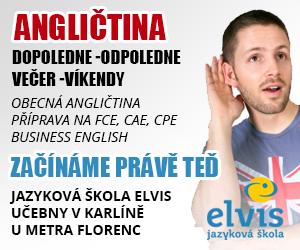 Jazyková škola Elvis Praha