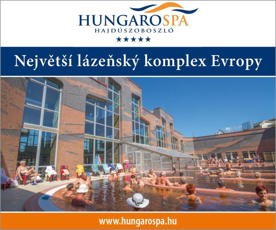 Termální lázně Hajdúszoboszló, Hungarospa Thermal Hotel