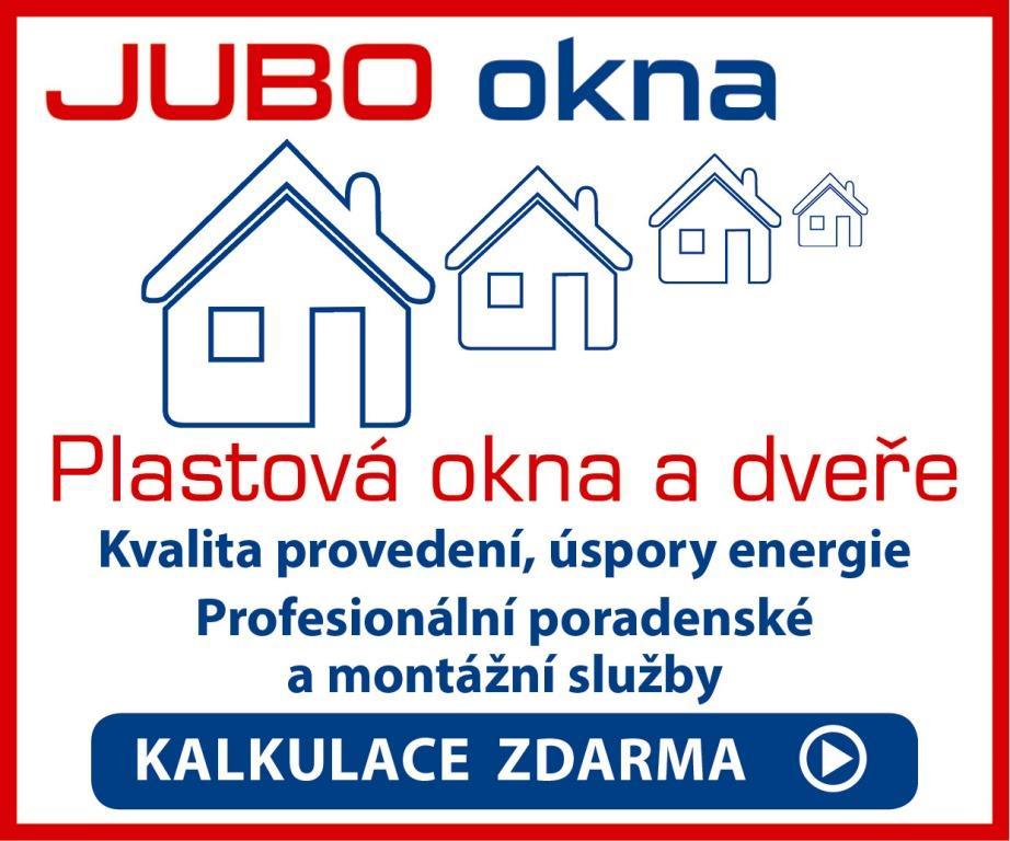 JUBO okna – český výrobce plastových oken a dveří