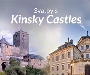 Svatby s Kinsky Castles