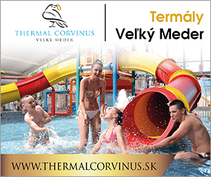 Termální lázně Velký Meder, Thermal Corvinus