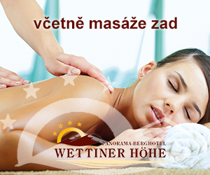 100% Wellness a relaxace v Krušných horách. Víkendový wellness pobyt