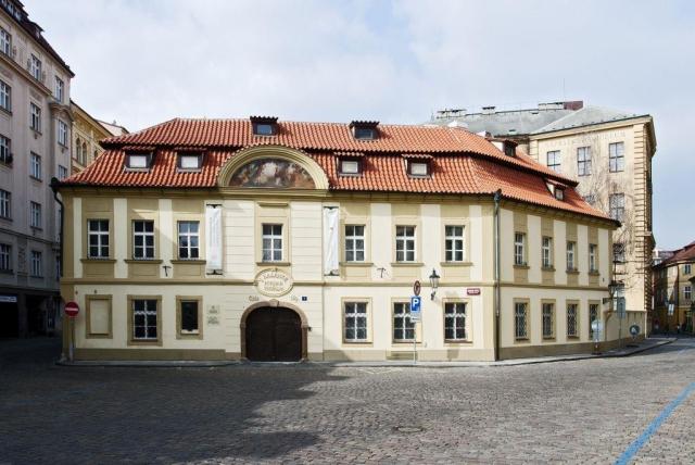 Náprstkovo muzeum, foto Jiří Vaněk
