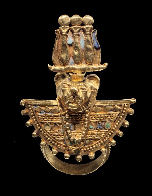 Poklad královny Amanišacheto, foto Národní muzeum