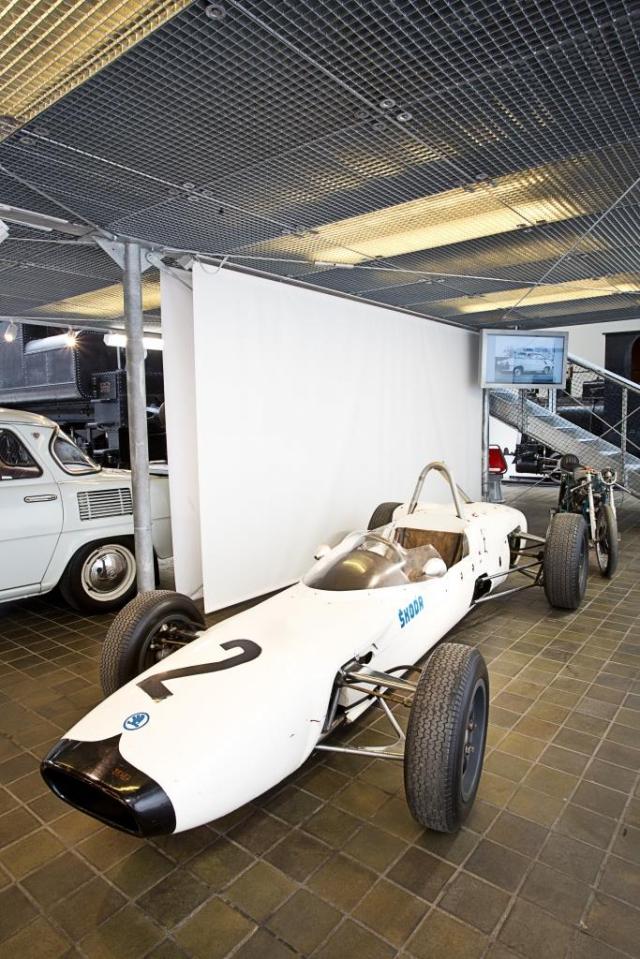 Dne 24. června 2014 byla v expozici dějin dopravy Národního technického muzea návštěvníkům zpřístupněna výstava, připomínající padesát let od zahájení výroby automobilu Škoda 1000 MB, foto Národní technické muzeum Praha