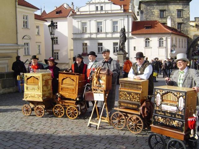 Do Prahy přijeli flašinetáři ze sedmi evropských zemí na festival FLAŠINET ŽIJE!, foto Národní muzeum