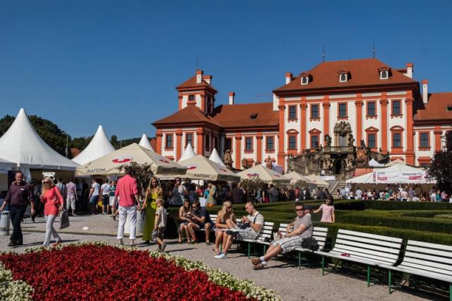 Pražské restaurace na Foodparade – Festival jídla a pití 2014, foto Chefparade s.r.o.