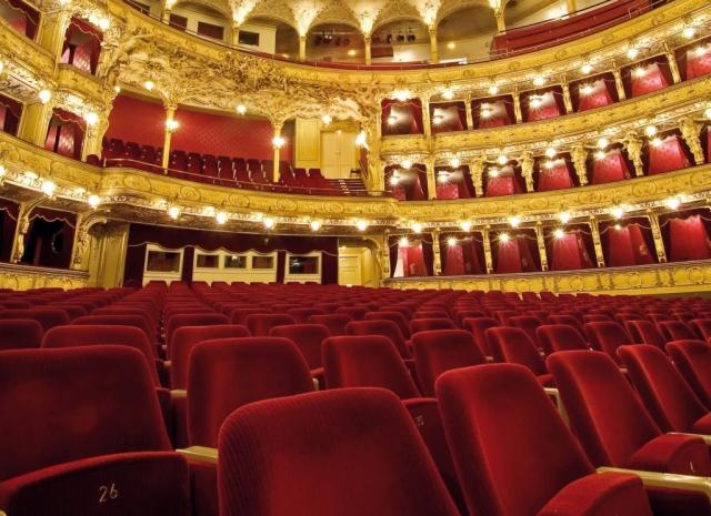 Státní opera Praha, foto Státní opera Praha