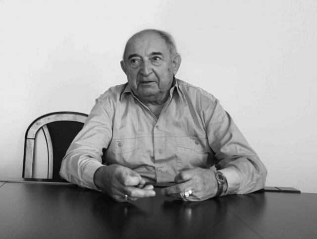Ing. arch. Stanislav Hubička, foto DPP