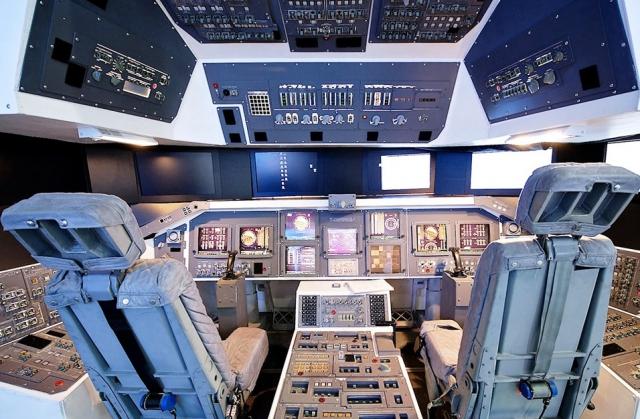 Již v březnu 2015 na holešovickém Výstavišti bude zahájena výstava Gateway to space - Brána do vesmíru, foto JVS Group