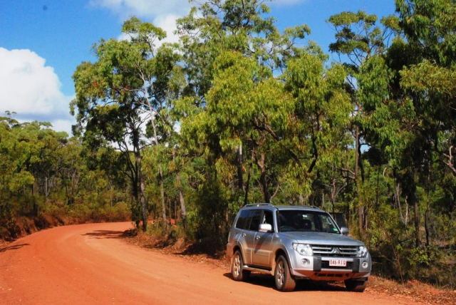 Dobrodružná cesta autem po Západní Austrálii, foto Petr Kalač