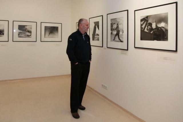 Zahájení výstavy PERUTĚ k 70. výročí konce 2. světové války a 75. výročí vzniku čs. perutí RAF. Foto: Anna Pleslová a Václav Zelenka