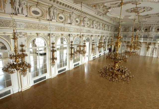 Pražský hrad odtajní veřejnosti některé prostory, foto: Správa Pražského hradu