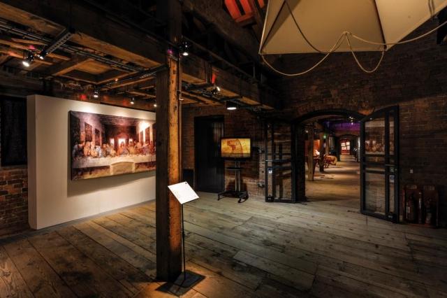 Nepřehlédněte výstavu o všestranném géniovi Da Vinci inventions. Foto BIG SUCCESS s.r.o.