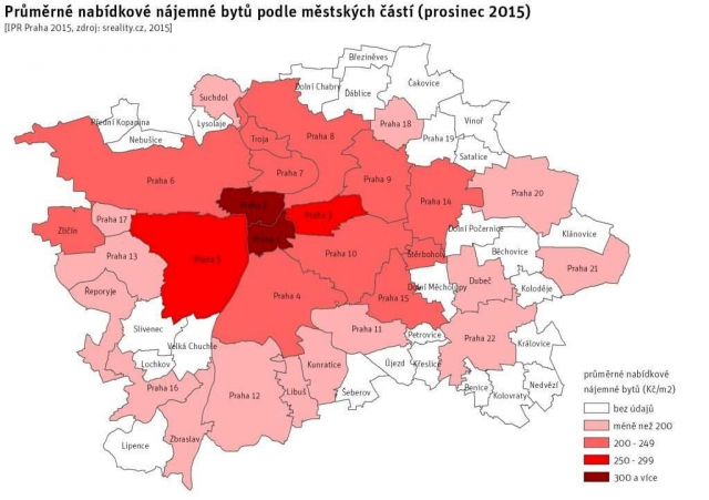 Praha stárne. Musí zvýšit kapacitu dostupného bydlení, zdroj: IPR Praha