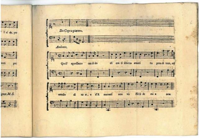 Světový objev ve sbírce Českého muzea hudby! Podařilo se určit ztracenou Mozartovu a Salieriho skladbu. Foto Národní muzeum