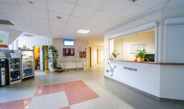 Vědeckotechnický park Univerzity Palackého v Olomouci, foto Univerzita Palackého