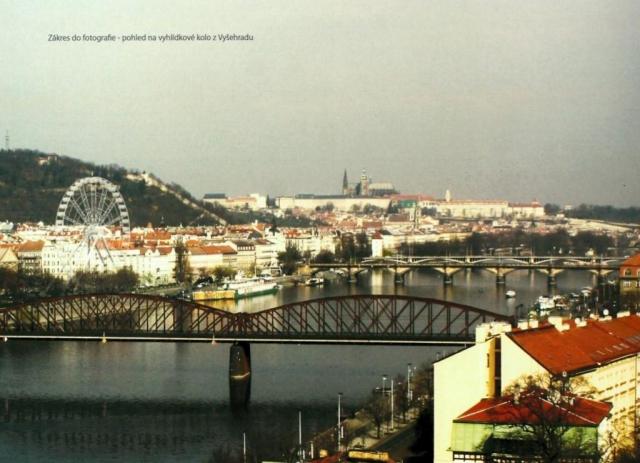 Vyhlídkové kolo se v Praze stane součástí města, foto ÚMČ Praha 5