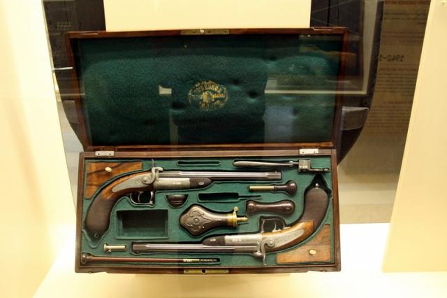 Pistole A. V. Lebeda, foto VHÚ