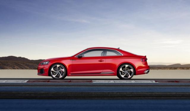 Audi RS 5 Coupé vstupuje na český trh, foto Audi