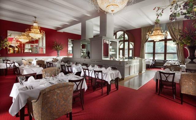Liberecká restaurace Benada v Clarion Grandhotelu Zlatý Lev je nejlepší v regionu, foto CPI Hotels