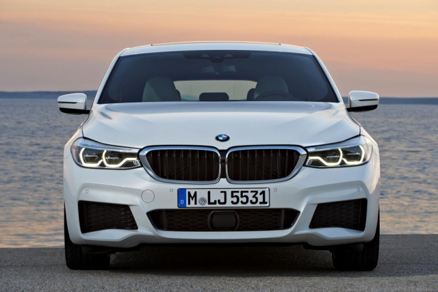 Nové BMW řady 6 Gran Turismo, foto BMW Group