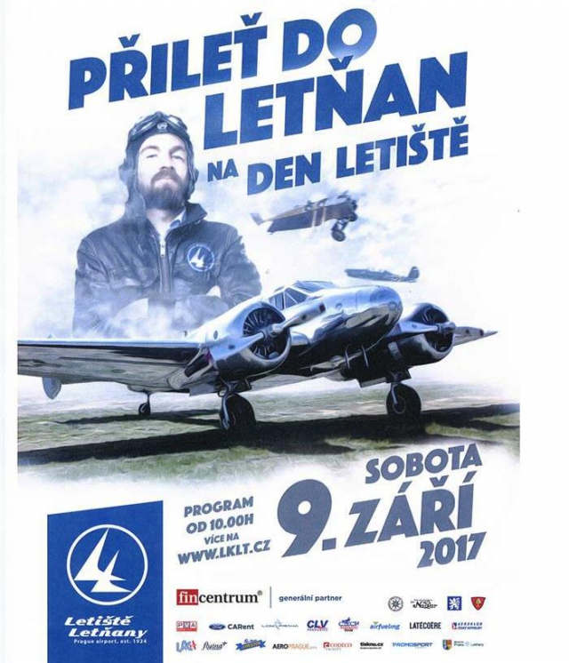 Den Letiště Letňany 2017
