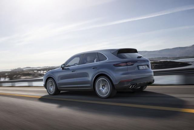 Třetí generace modelu Porsche Cayenne přichází na start, foto Porsche Inter Auto CZ spol. s r.o.