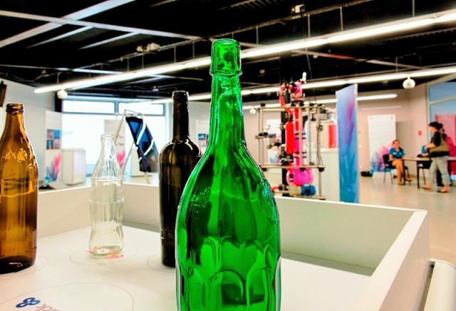 Výstava skla v Jablonci nad Nisou nad Nisou, foto Muzeum skla a bižuterie v Jablonci n.Nisou