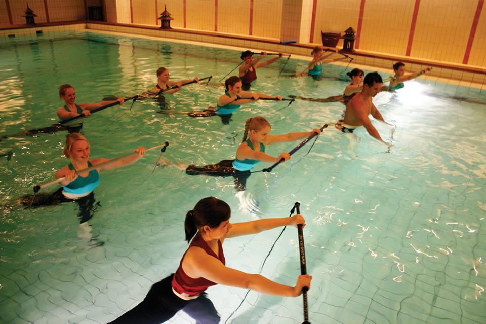 Aquaerobik Aqua Sport Club Praha