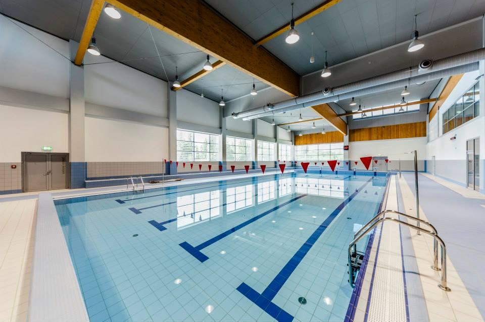 Aqua Sport Club, plavecký areál Jedenáctka VS