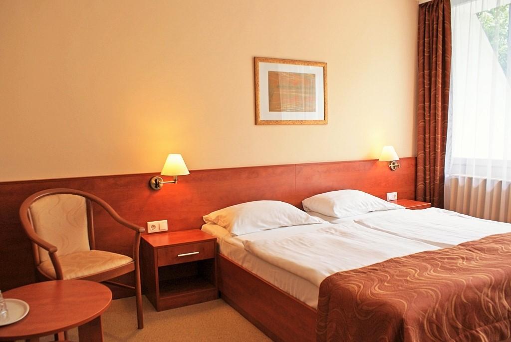 Hotel Aquamarin - komfortní ubytování Hévíz