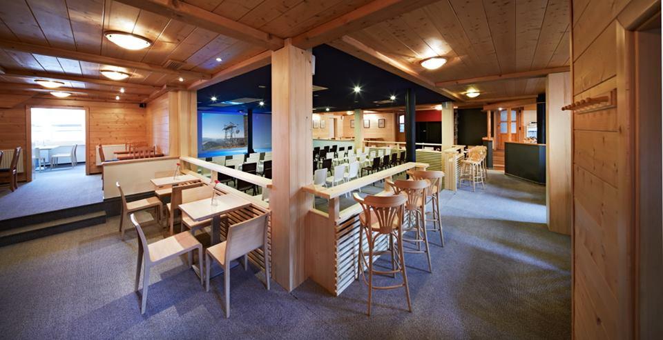 Penzion Bowling a restaurace Horní Malá Úpa - restaurace