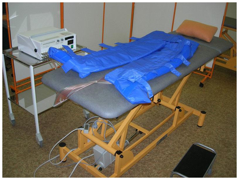 COMHEALTH Lymfatická drenáž