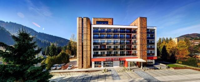 Originální Silvestr na Oravě ve 4hvězdičkovém Hotelu PARK Dolný Kubín