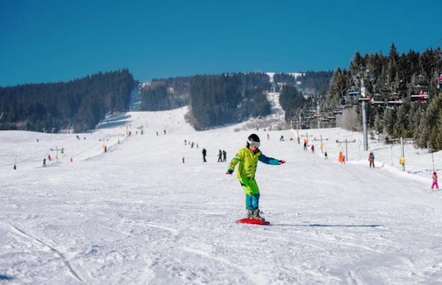 Zimní sporty – SKI PARK Kubínska hoľa