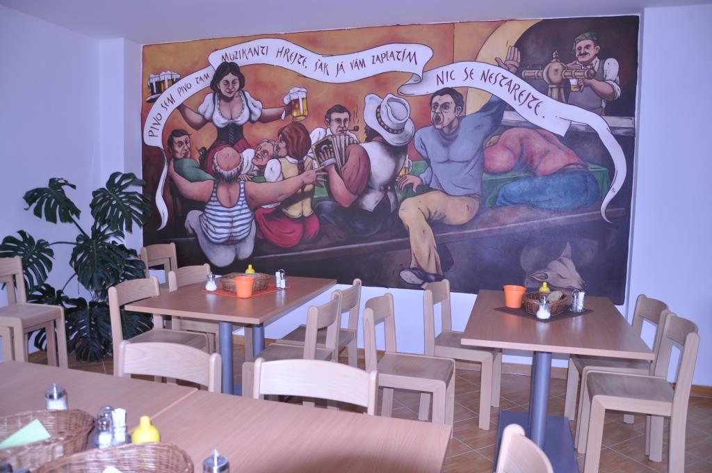 Pivovarský penzion Chýně, foto Penzion v Pivovarském Dvoře Chýně