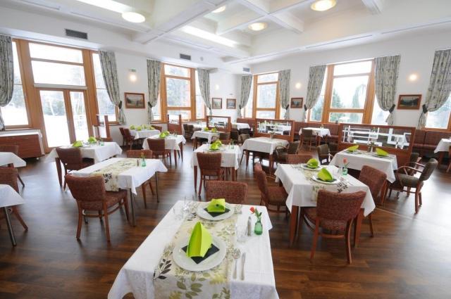 Wellness resort hotel Energetic – gastronomie