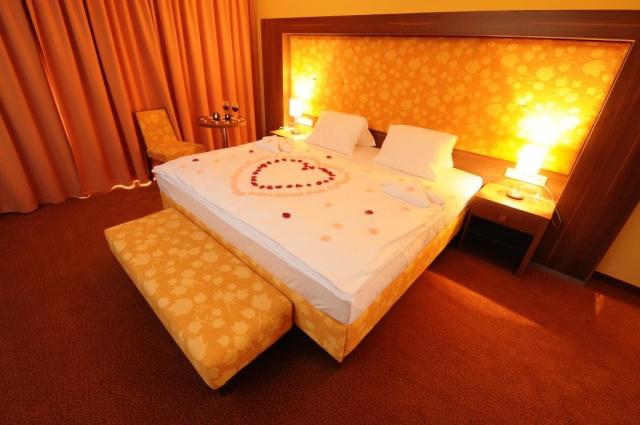 Ubytování ve Wellness hotelu Energetic